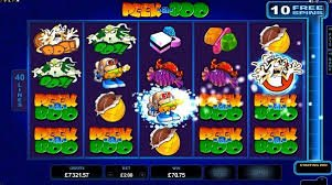 New Microgaming Slot Peek-a-Boo in Time for Halloween