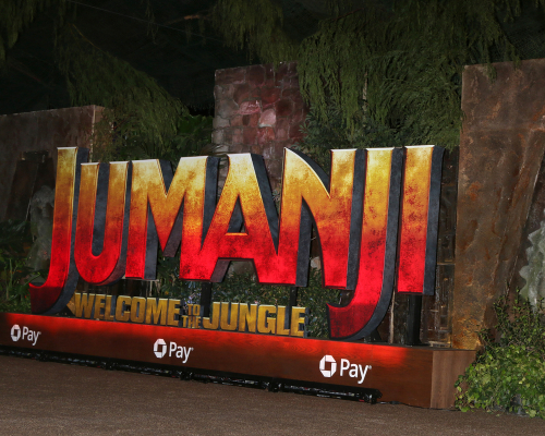 New NetEnt Slot on Its Way for Jumanji Fans