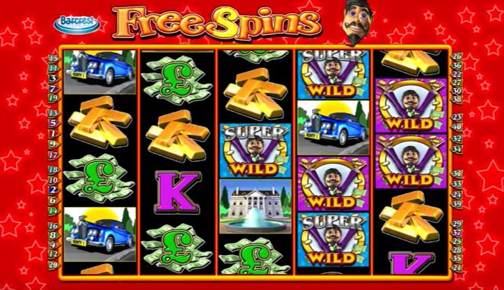 Monty's Million Online Slot