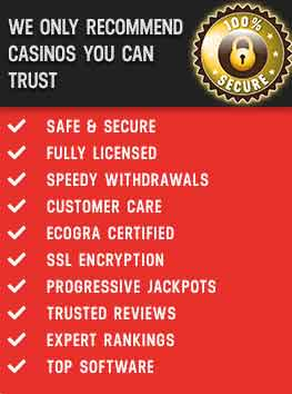 Casinos Trusted